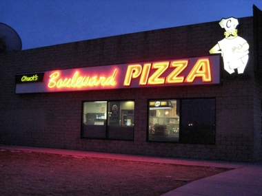 Boulevard Pizza