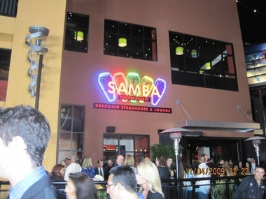 Samba Brazilian Steakhouse & Lounge