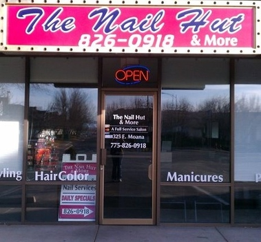 The Nail Hut &amp; More