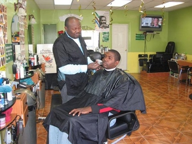Brooks Barber Shop