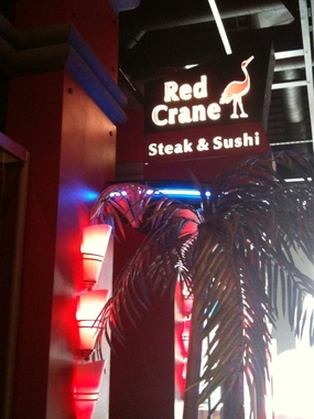 Red Crane Steak & Sushi Cafe