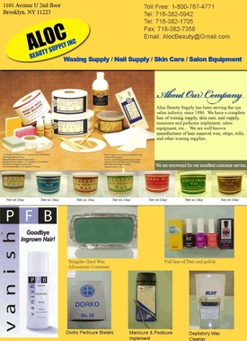 Aloc Beauty Products Inc