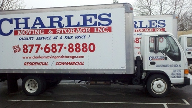 Charles Moving &amp; Storage Inc