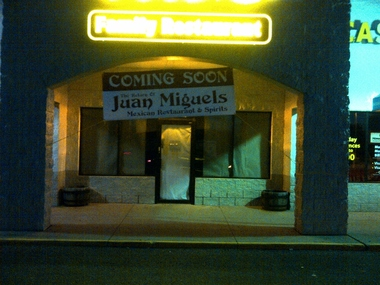 Juan Miguel&#039;s Mexican Restaurant