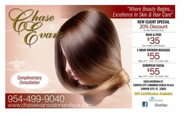 Chase Evans Salon & Spa