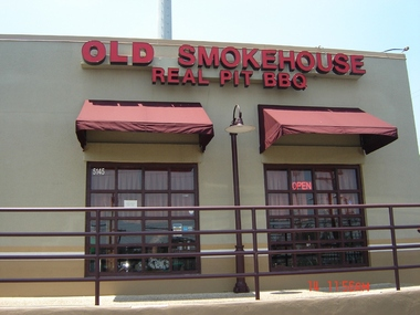 Old Smokehouse