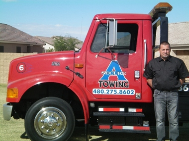 All San Tan Valley Towing