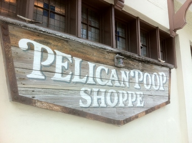 Pelican Poop Shop The