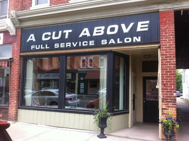 A Cut Above Full SVC Salon