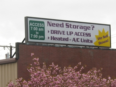 Burlington Self Storage