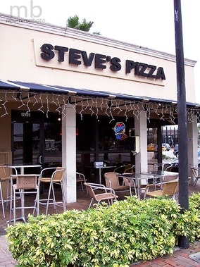 Steve&#039;s Pizza