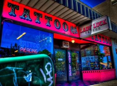 Lady Luck Tattoo Studio