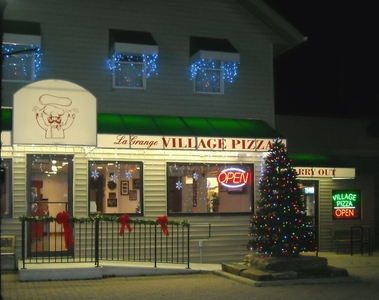 LaGrange Village Pizza