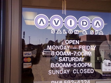 Avida Salon & Spa
