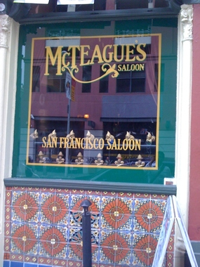 Mcteague&#039;s Saloon