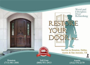 Restore Your Door Houston