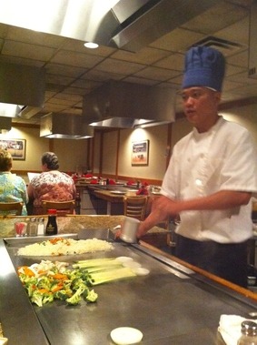 Shogun Japanese Steak &amp; Sushi