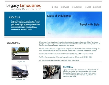 Legacy Limousine Service
