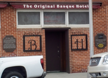 Basque Hotel