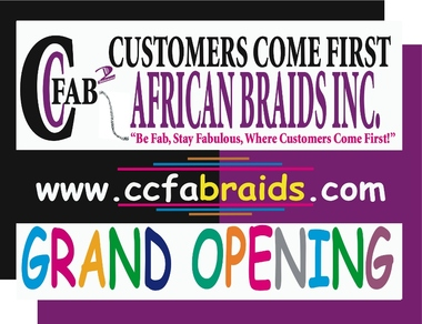 Customer Come First African Braids Inc