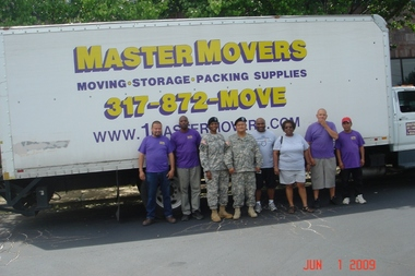 Master Movers LLC