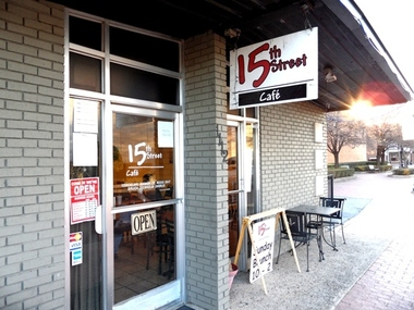 15th Street Cafe & Bakery