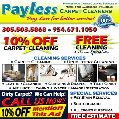 Payless Carpet Cleaners