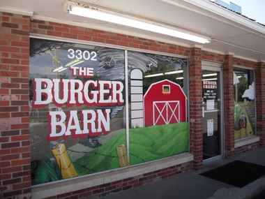 West Central Burger Barn