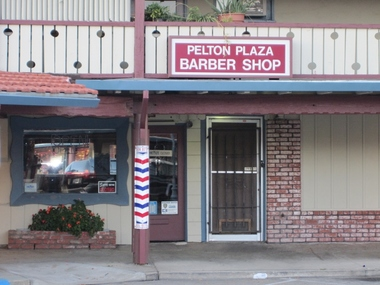 Pelton Center Barber Shop