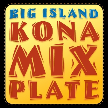 Big Island Kona Mix Plate