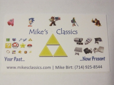 MikesClassics Video Games
