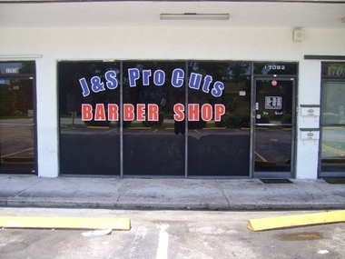 J & S Pro Cuts Barber Shop