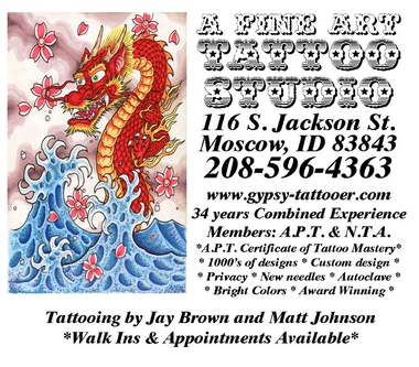 A Fine Art Tattoo Studio