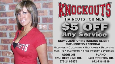 Knockouts Hair Cuts For Men