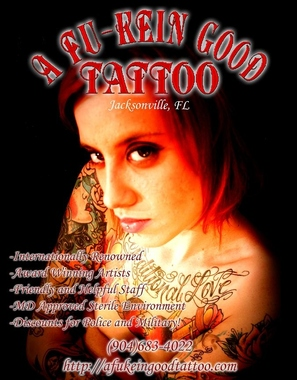 A Fu Kein Good Tattoo &amp; Body Piercing