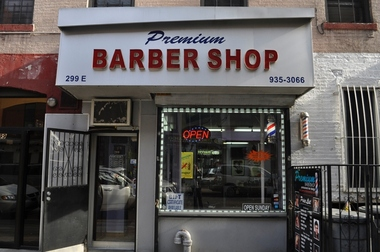 Premium Barber Shop