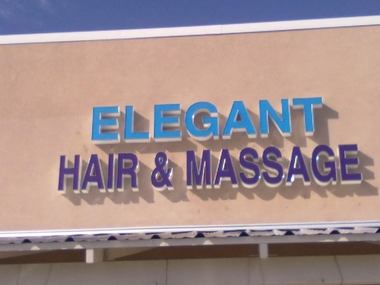 Elegant Hair & Massage