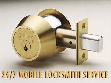 Service 124 Hour Locksmith A