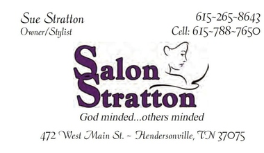 Salon Stratton