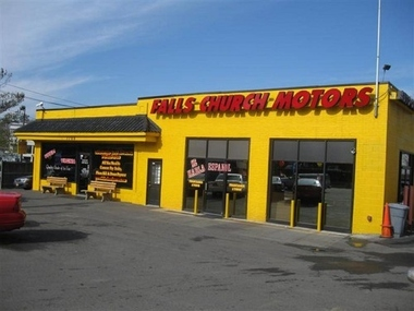 Falls Church Motors