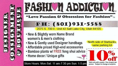 Fashion Addiction LLC
