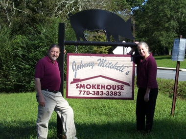 Johnny Mitchell&#039;s Smokehouse