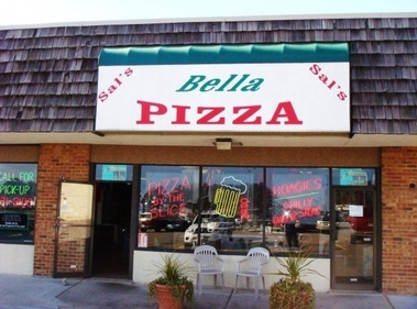 Sal's Bella Pizza-King's Grant