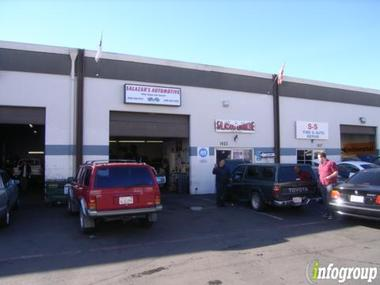 Salazar's Automotive