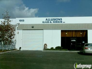 Allusions Glass & Mirror