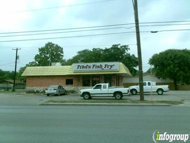 Fred&#039;s Fish Fry No 1