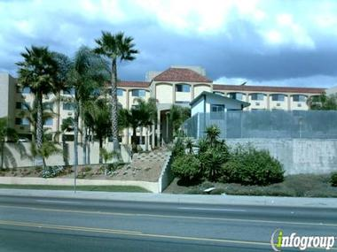 Comfort Inn I-805 Naval Base