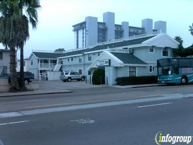 Beach Haven Inn San Diego Hotels