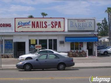 Tom&#039;s Barber Shop