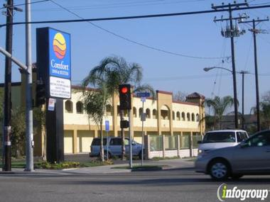 Comfort Inn &amp; Suites Near Long Beach Conv. Ctr
